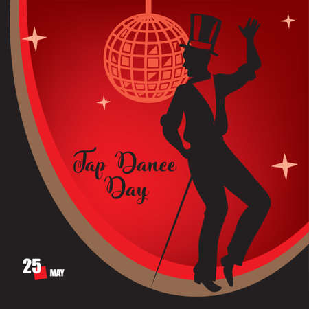 A festive event celebrated in May - Tap Dance Day