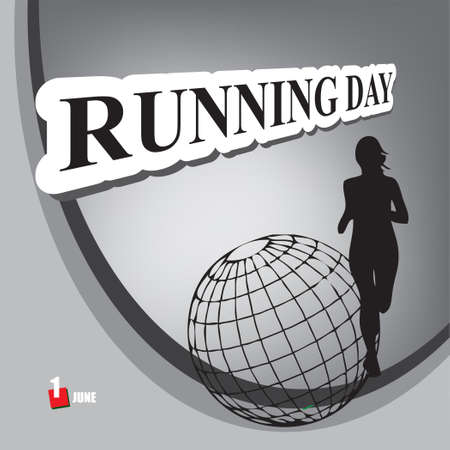 A festive event celebrated in june - Running Day