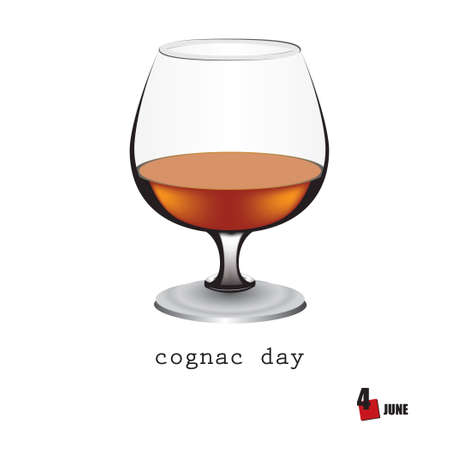 The calendar event is celebrated in june - Cognac Day