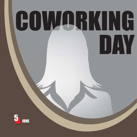 A festive event celebrated in june - Coworking Day