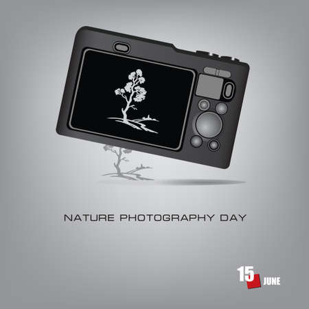 The calendar event is celebrated in june - Nature Photography Day