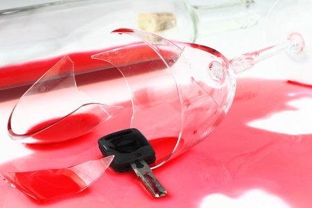 Don�t drink and drive Stock Photo - 10934411