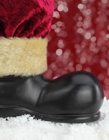botas de navidad: Santas arranque