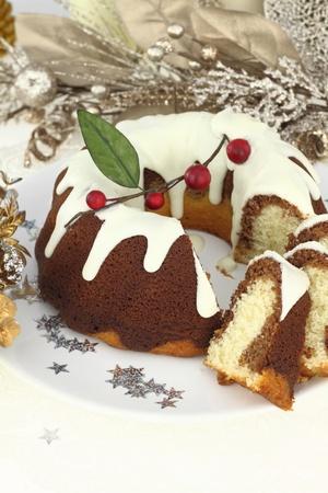 weihnachtskuchen: Traditionelle Weihnachtskuchen