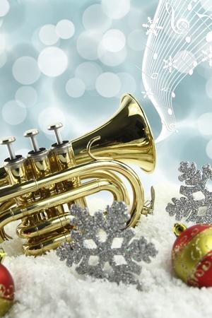 Christmas music photo