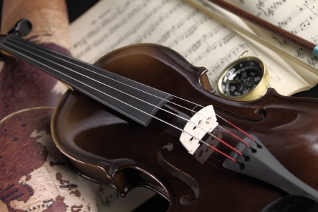 Violin Stock Photo - 11548523