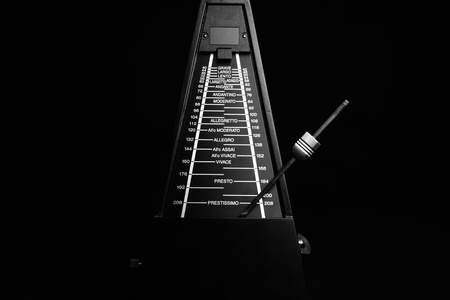 Metronome Stock Photo - 11548509