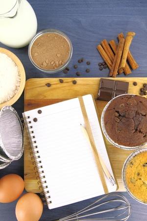 Muffins recipe photo