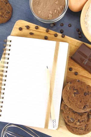 Cookies recipe photo