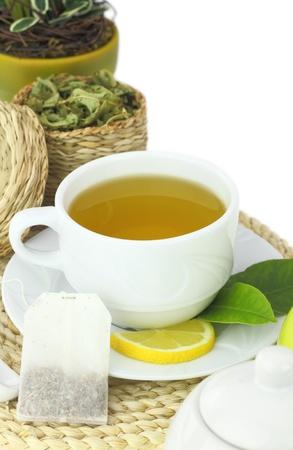 Tea bag Stock Photo - 12008824