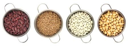 렌즈 콩: 콩과 식물의 다양성