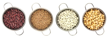 lentejas: Variedad de legumbres