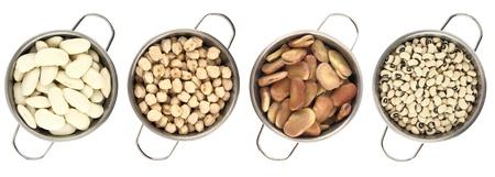 leguminosas: Variedad de legumbres