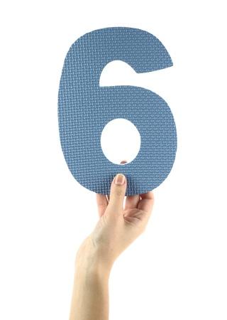 studding:  Number six