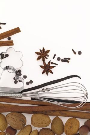 Sweet food ingredients photo