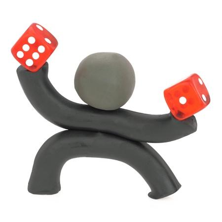 Mini gambler photo