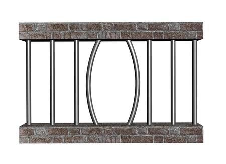 rejas de hierro: Escapa de la cárcel