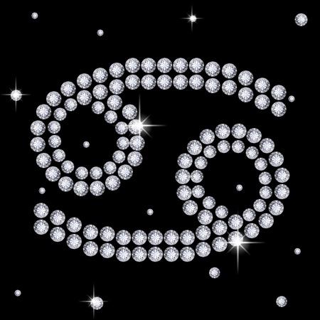rhinestone: Diamond Cancer