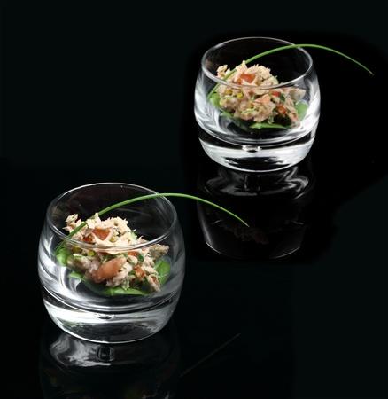 Gourmet tuna saladGourmet tuna salad Stock Photo - 13044515