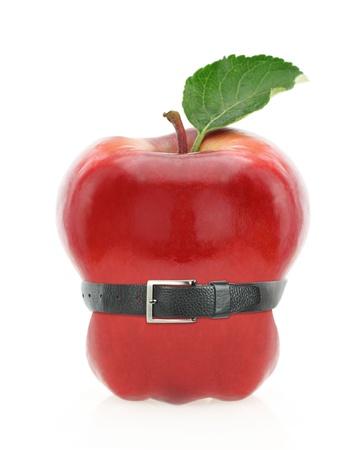 body slim: Corps mince. Diet concept.