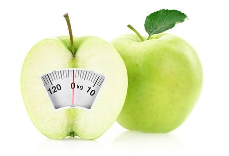 diabetes: Dieta concepto