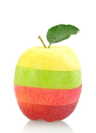 Apple slices Stock Photo - 14472024