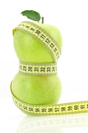 weightless: Dieta saludable para adelgazar Foto de archivo