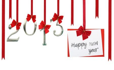 2013 calendar. New year card Stock Photo - 15210094