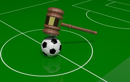 winning bidder: Soccer and justice