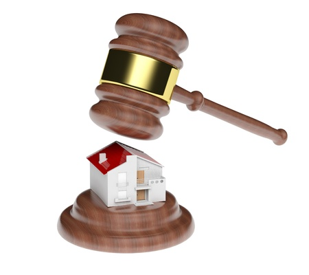 escrow: Real estate auction