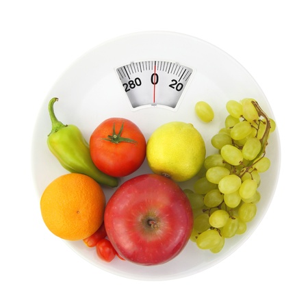 Diet and nutrition Stock Photo