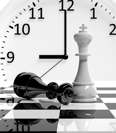ajedrez: Juego de ajedrez