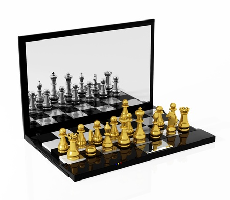 conquest: Play Chess online