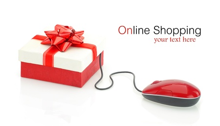 outlet store: Online shopping