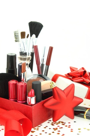 cosmetic products: Christmas cosmetics