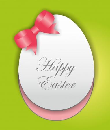 Paper Easter egg Stock Photo - 17109828