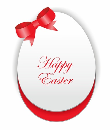 Paper Easter egg  Stock Photo - 17109826