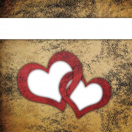 wall paper texture: Love grunge textured background