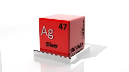 neutrons: Plata, elemento qu�mico 3d del peri�dico