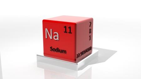 sodium: Sodium, 3d chemical element of the periodic