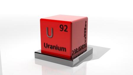 uranium: Uranium,3d chemical element of the periodic