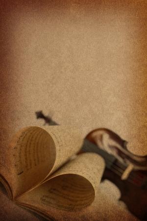 chiave di violino: Musica amore di fondo