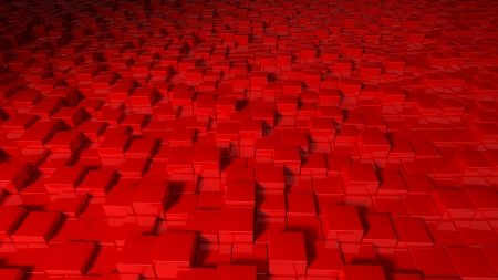 Abstract cubes background Stock Photo - 19129231