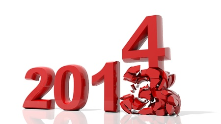 beginnings: The new year 2014 is coming