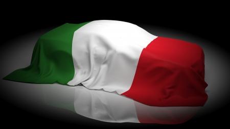Presentation of Italian car
