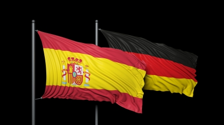 Relationship between Germany and Spain photo
