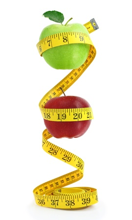 alimentacion balanceada: Dieta equilibrada con frutas