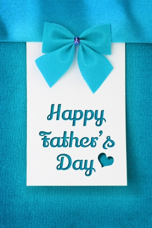 Happy father's day card photo
