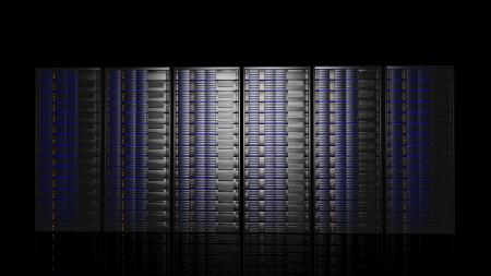 datacenter: Network servers in data center