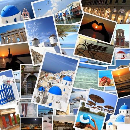 rhodes: Collection of Greek islands photos